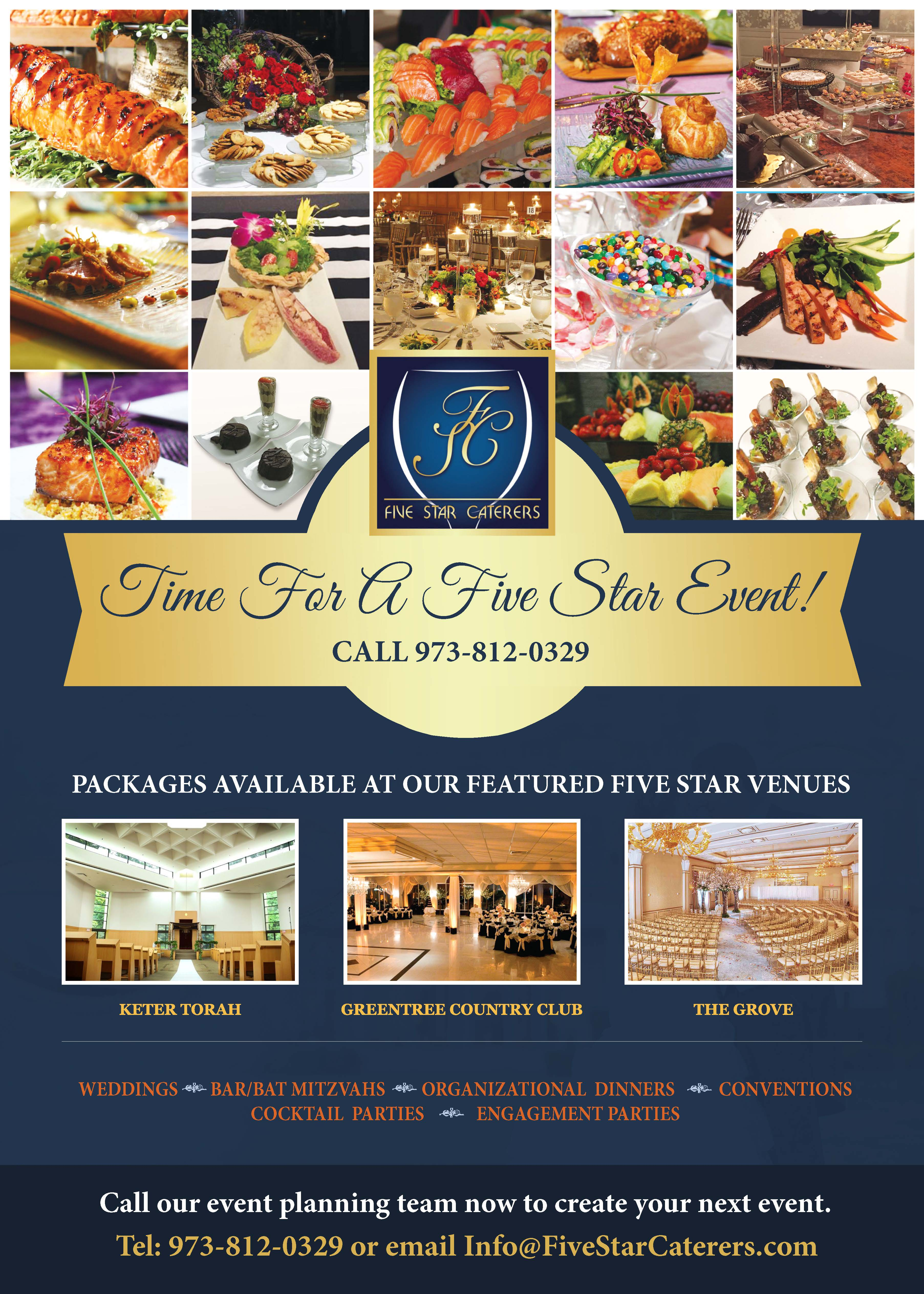 Five Star Caterers