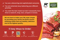 Wesey Kosher Meat Dept