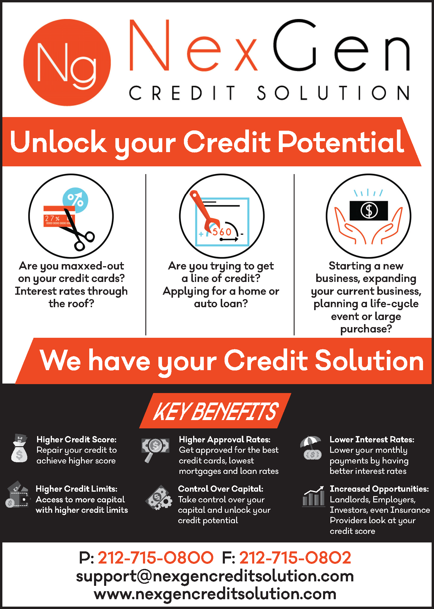 NexGen Credit Solutions