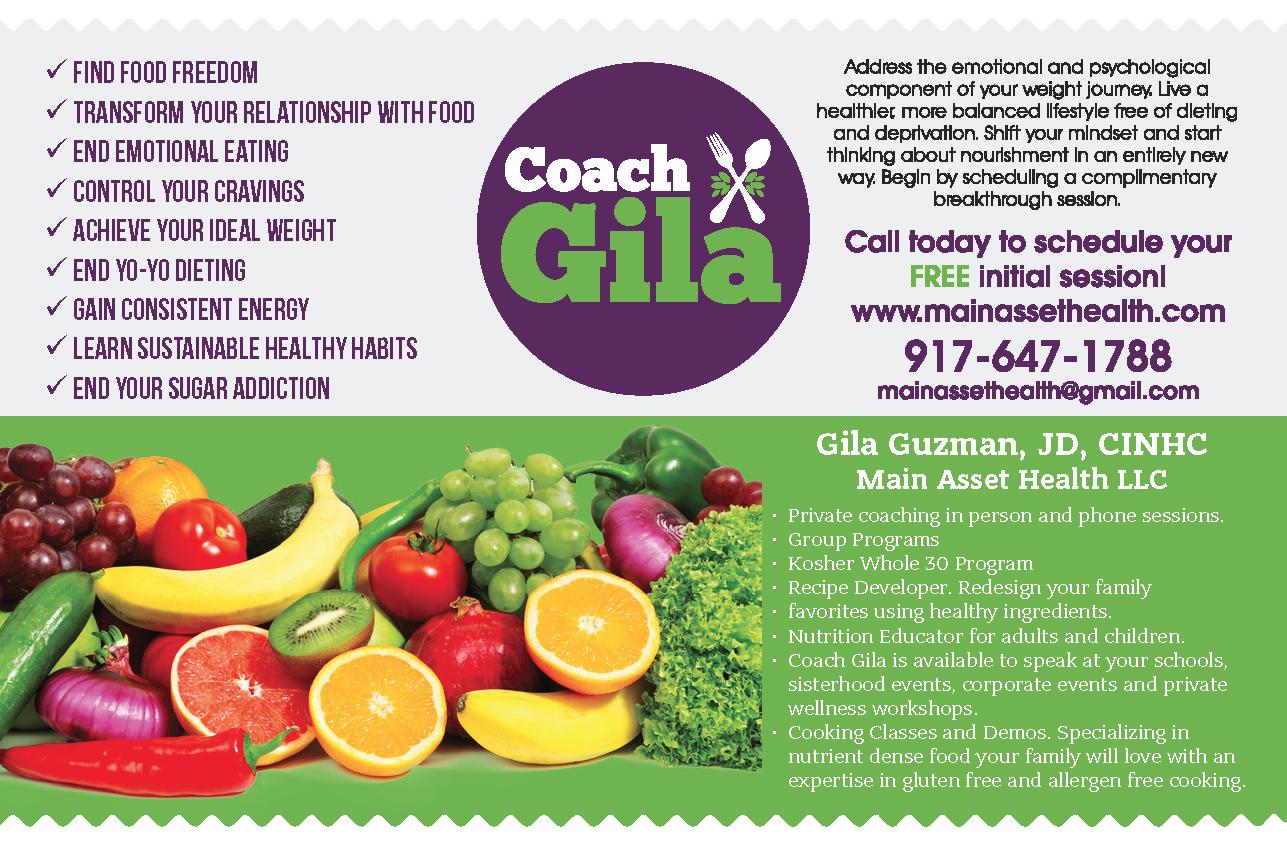 Coach Gila