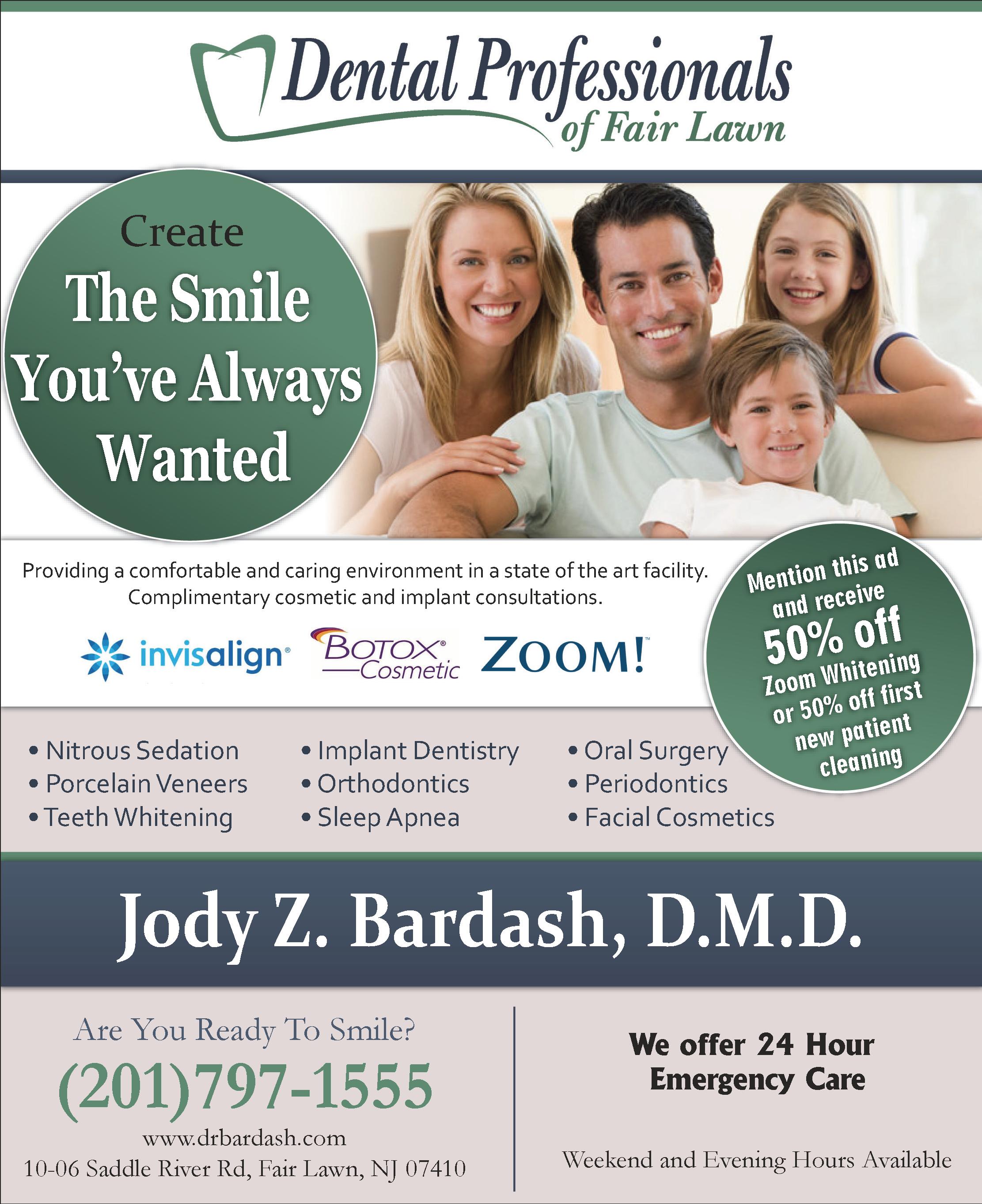 JLNJ Dental Professionals