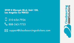 Cloudsourcing 2 (Back)