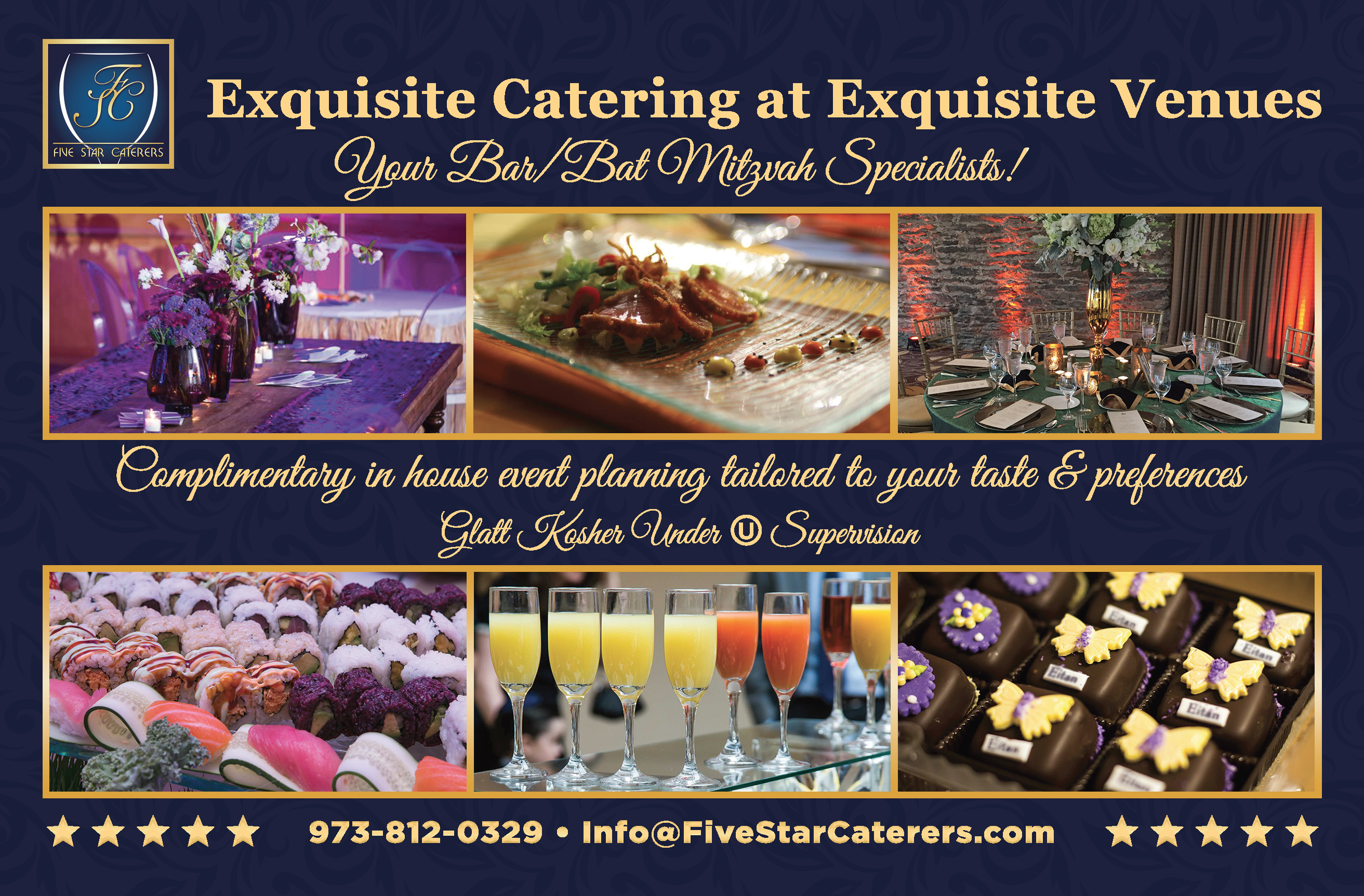 Five Star Caterer