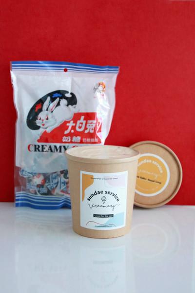 White Rabbit Almond Cookie