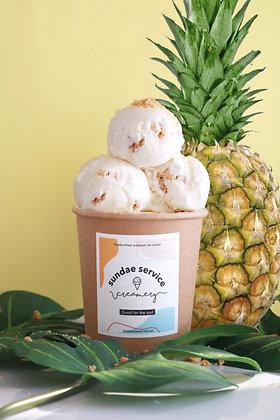 Pineapple Cookie