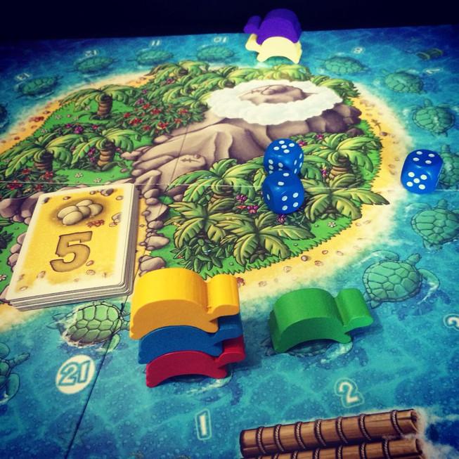 ウミガメの島