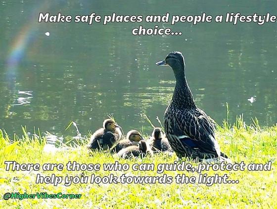 A True Safe Space