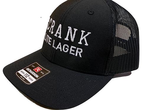 CRANK Trucker Hat