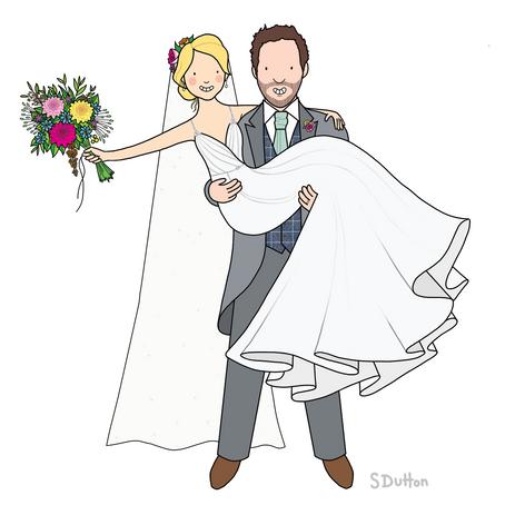 Rachel and Rob's Wedding