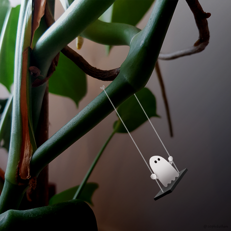 How to Host a Ghost - Entwined
