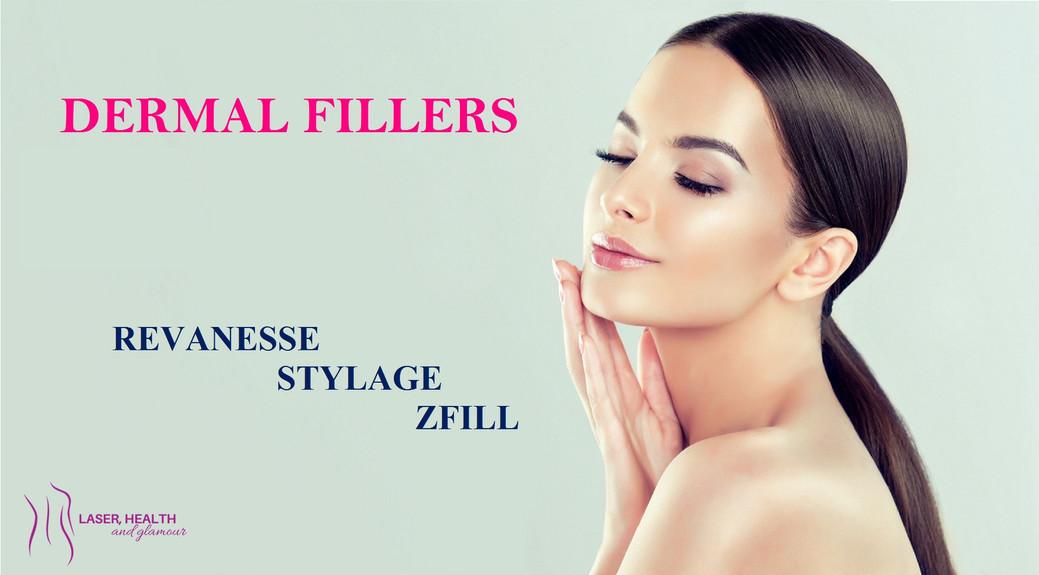 Deramal Fillers @ Laser Health & Glamour