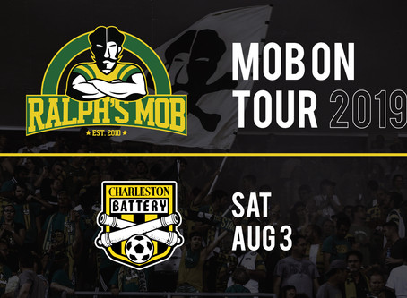 #MobOnTour: Charleston, SC – Saturday August 3rd