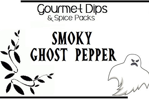 SMOKY GHOST PEPPER