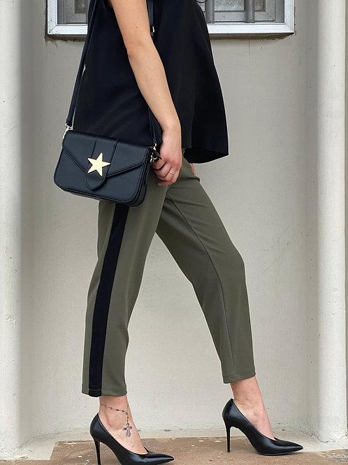 Pantalone fascia laterale