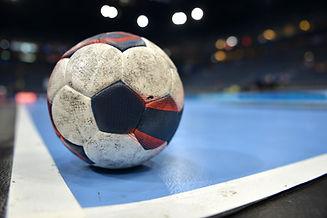 Handball sur le terrain