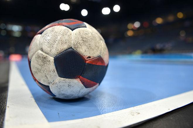 Handball on Court