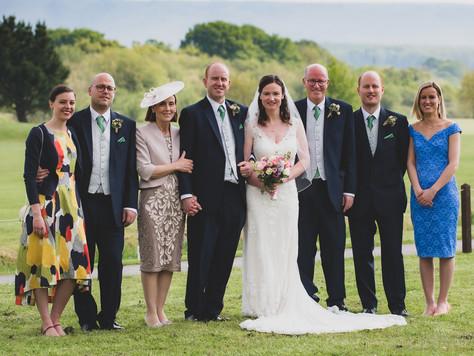 Wedding Photography & Group Shots