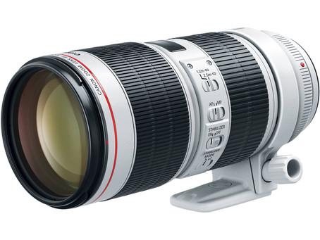 Canon 70-200mm 2.8 II lens