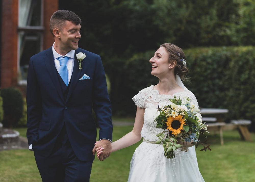 Wedding Photography at the Birch Hotel in Haywards Heath, West Sussex