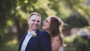 Lisa & Adrian's wedding at Salomon's Estate