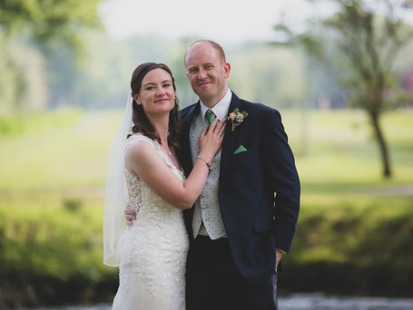 Andy & Annabelle's wedding at the Mid-Sussex Golf Club