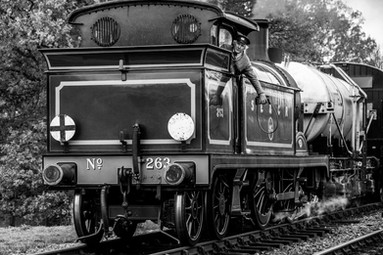 Bluebell Railway Photography Course