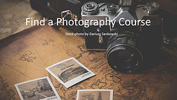 Courses for beginners and intermediates from £70 including architecture, street, night, studio & portrait courses.