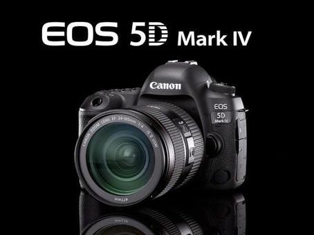 Canon Cameras | 5D Mark IV