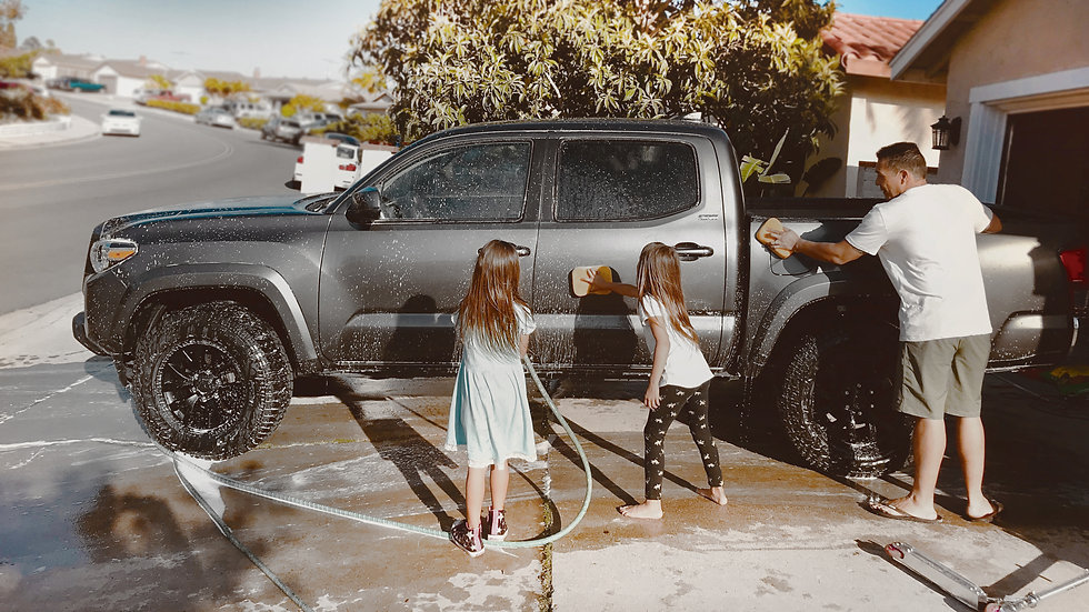 washing-the-car-with-dad-real-life-image