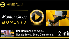 Master Class Moments - Airline Program Management - Negotiations & Share Commitment