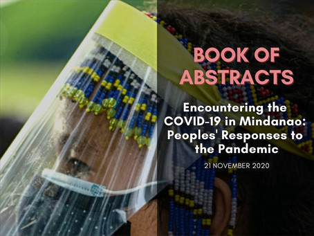 Book of Abstracts! Mindanao Regional Conference