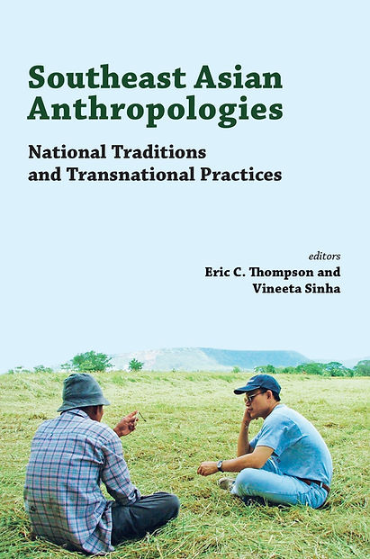 Southeast Asian Anthropologies cover