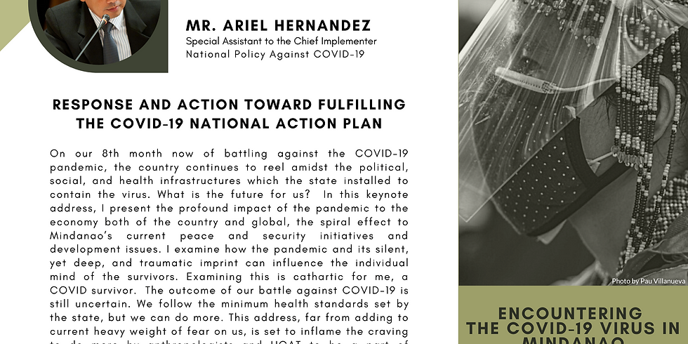 Response and Action Toward Fulfilling the COVID-19 National Action Plan