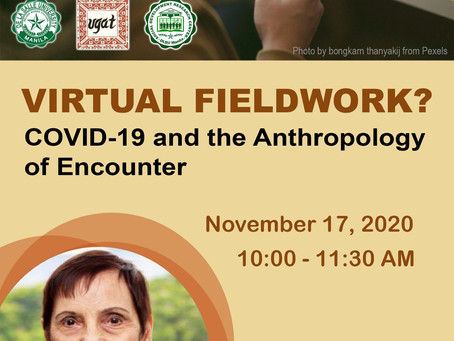 Virtual Fieldwork? COVID-19 and the Anthropology of Encounter