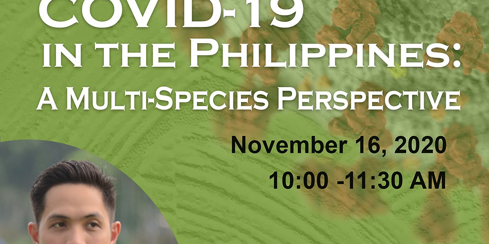 COVID-19 in the Philippines: A Multi-Species Perspective