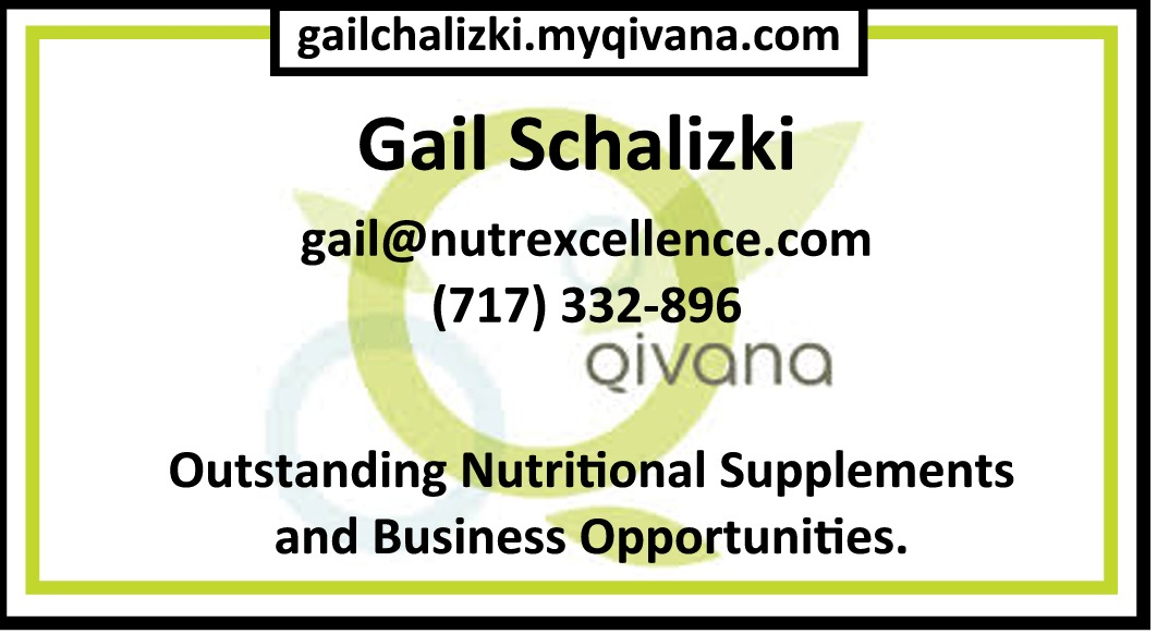 Business Card Gail