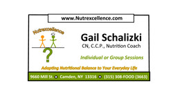 Business Card Nutrexcellence