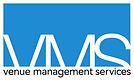 Venue Management Services Logo - Blue