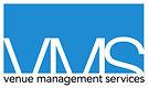 Venue Management Services Logo - Blue