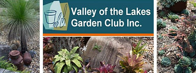 Valley of the Lakes Garden Club at Somerset Civic Centre