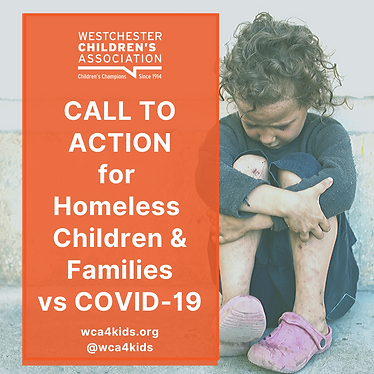CALL TO ACTION for Homeless Children & F