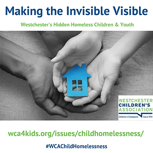WCA Child Homelessness cover instagram u