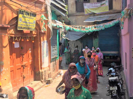 More families reached in Kolkata