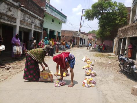Varanasi, Uttar Pradesh during COVID-19