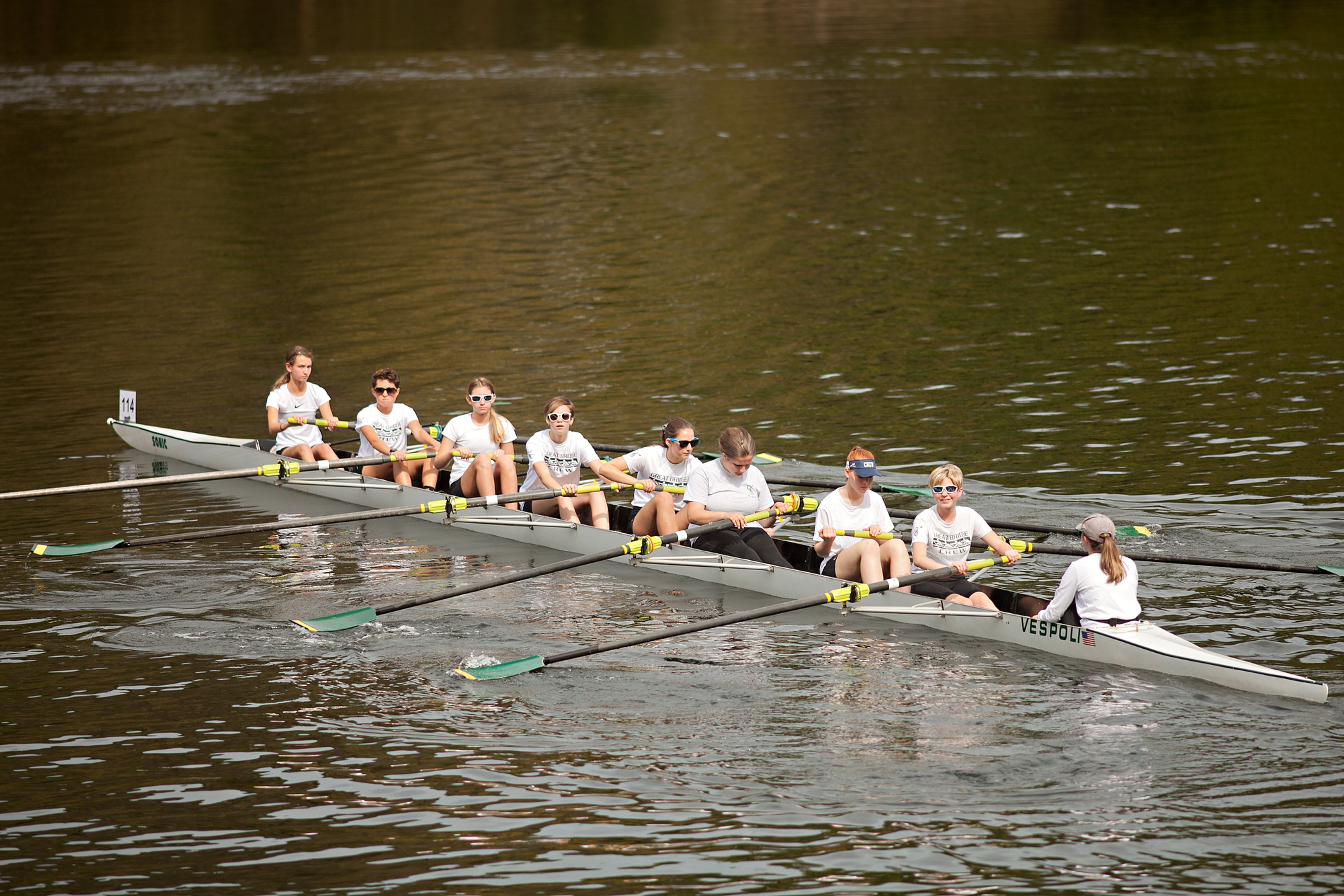 Summer Novice Rowing Camp - Session A