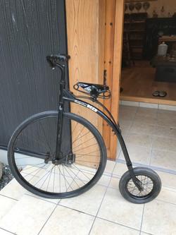 だるま型自転車