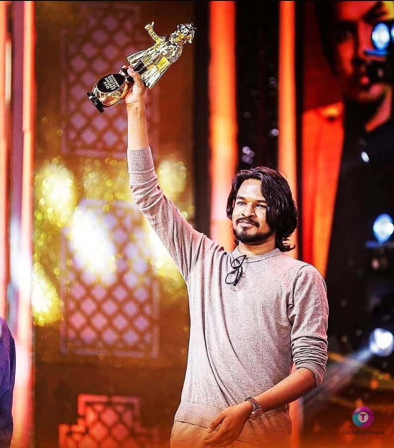 Madan Gowri Black Sheep Award