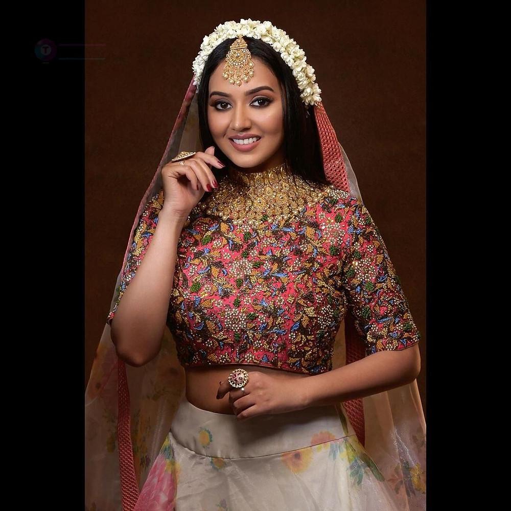 Nayaki Actress Vidya Latest Photos