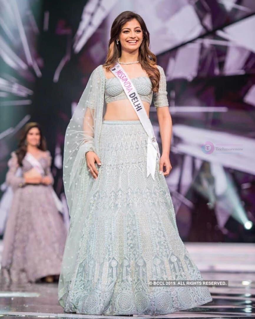 Miss Indian Delhi Manis Sehgal Image AAP
