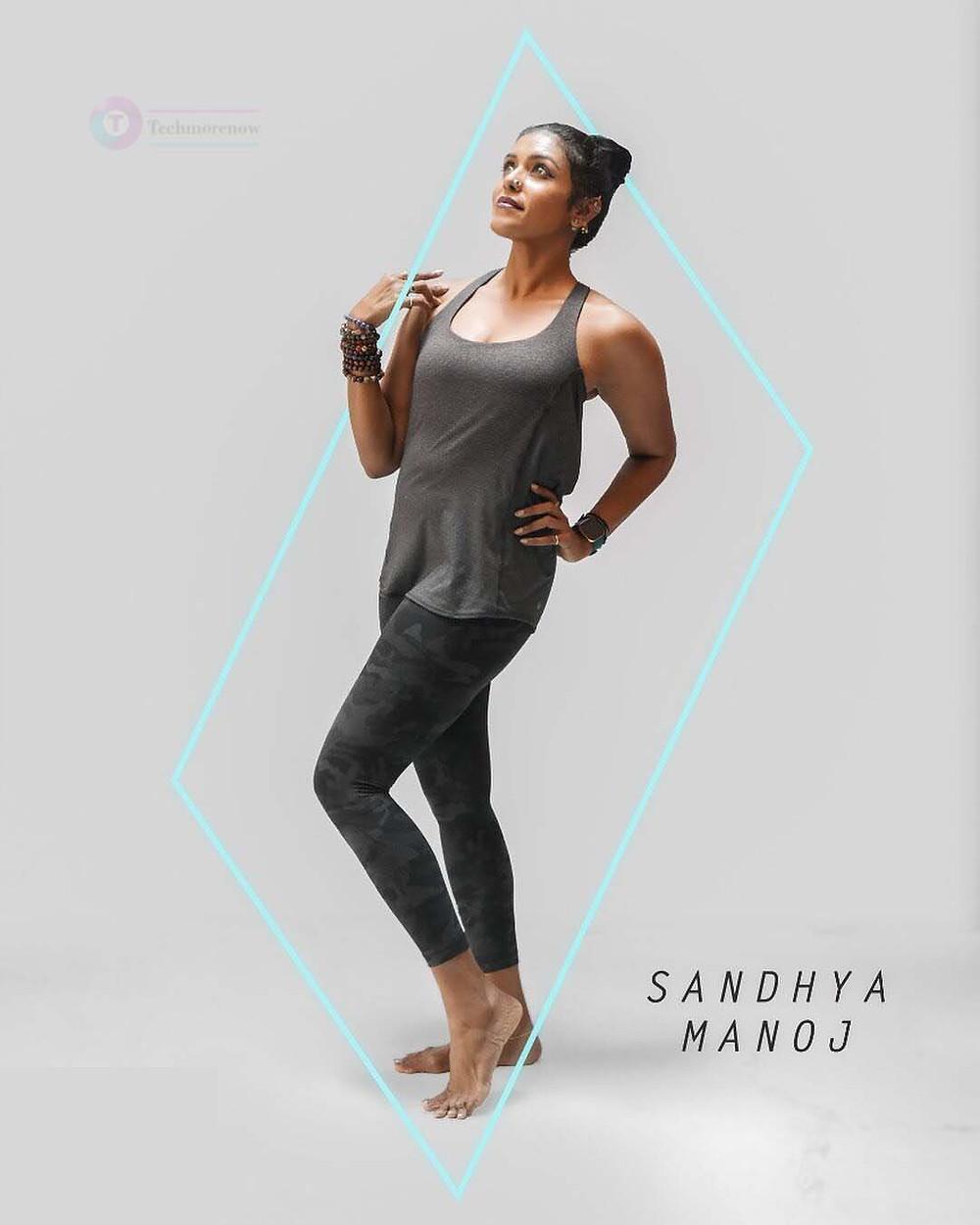 Bigg Boss Sandya Manoj Yoga